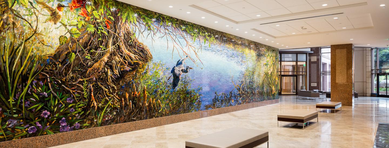 Weston Centre Lobby