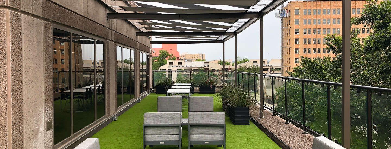 Club Level Terrace